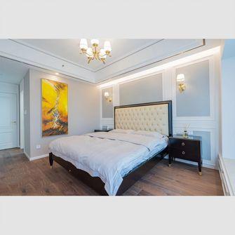 20万以上110平米美式风格卧室图片