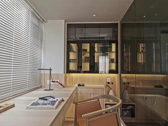 经济型40平米小户型混搭风格书房欣赏图