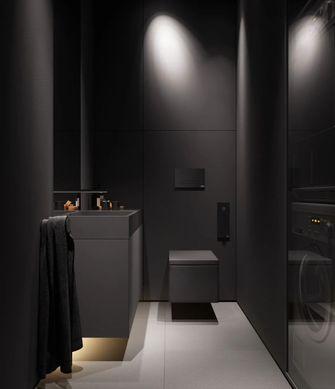 60平米公寓轻奢风格卫生间欣赏图