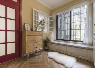 富裕型110平米三室一厅北欧风格玄关效果图