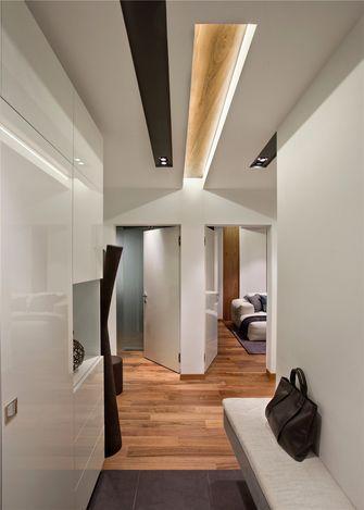15-20万50平米公寓现代简约风格走廊设计图