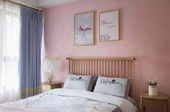 富裕型130平米四室一厅日式风格青少年房装修案例