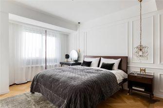 富裕型100平米一室两厅北欧风格卧室图片