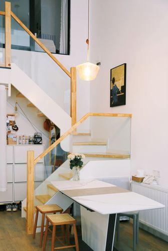 80平米三室一厅北欧风格走廊图片大全