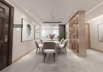20万以上130平米复式轻奢风格餐厅装修效果图