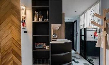 经济型50平米公寓欧式风格玄关装修图片大全