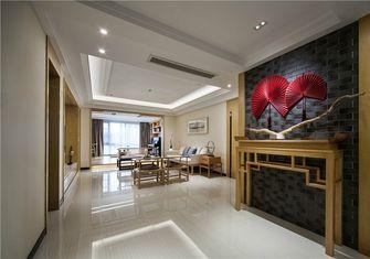 富裕型80平米三室一厅现代简约风格走廊欣赏图