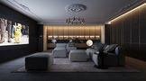 豪华型140平米别墅法式风格阳光房图片大全