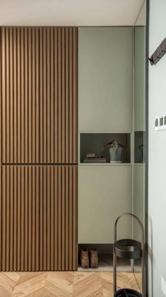 富裕型130平米现代简约风格玄关装修案例