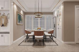 富裕型100平米三室两厅地中海风格餐厅图片大全