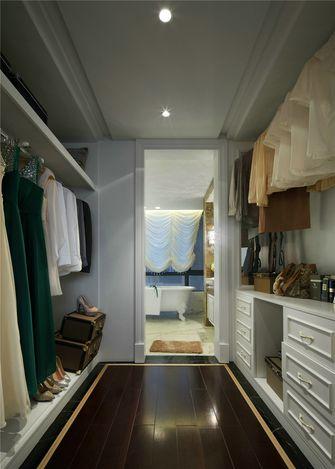 20万以上90平米三室一厅欧式风格衣帽间装修案例