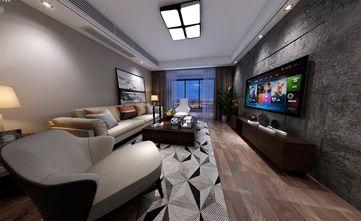 15-20万120平米三现代简约风格客厅设计图