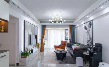 富裕型70平米公寓轻奢风格客厅设计图