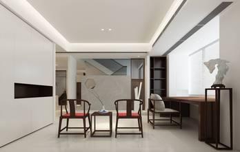 豪华型140平米别墅中式风格书房图片大全