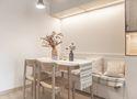 豪华型70平米公寓欧式风格餐厅图片
