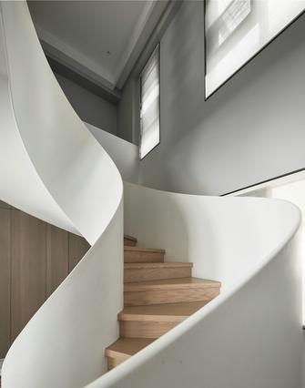 140平米三室两厅现代简约风格走廊设计图