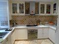 140平米复式田园风格厨房效果图