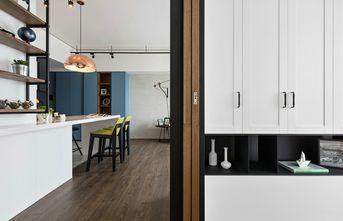 豪华型130平米四室两厅美式风格书房图