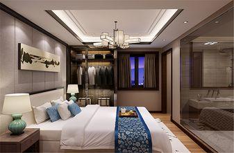 经济型三中式风格卧室装修效果图