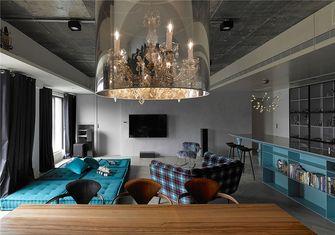 15-20万70平米公寓北欧风格餐厅图