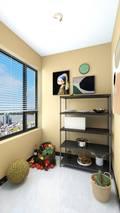 80平米公寓轻奢风格储藏室欣赏图