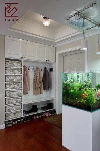 10-15万90平米三室一厅美式风格玄关装修案例