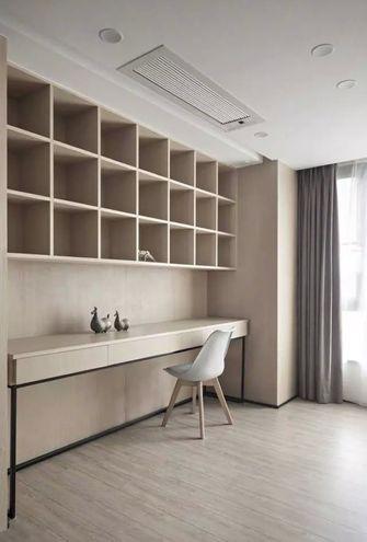 豪华型130平米三室一厅中式风格书房装修效果图
