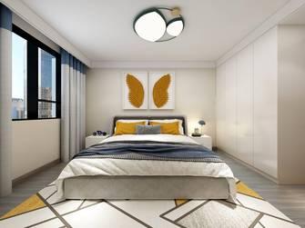 140平米三港式风格卧室效果图