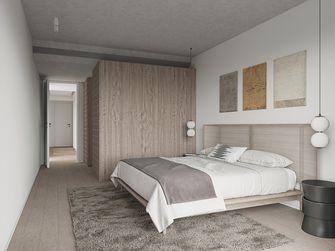 20万以上140平米别墅日式风格卧室欣赏图