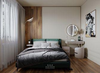 经济型60平米公寓现代简约风格卧室图片大全