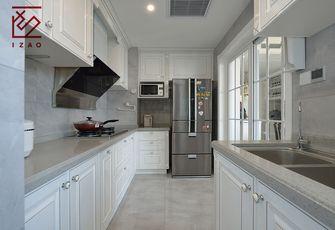 富裕型140平米三美式风格厨房设计图