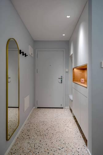 15-20万110平米三室两厅北欧风格走廊欣赏图