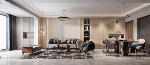 15-20万80平米三室两厅现代简约风格客厅图片