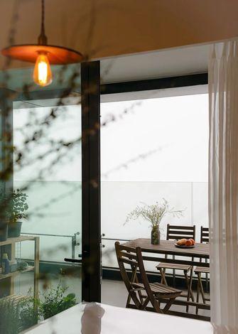 豪华型120平米复式日式风格阳台设计图