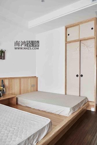 140平米复式混搭风格卧室装修案例