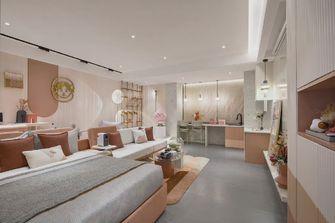 5-10万50平米公寓轻奢风格卧室图片大全