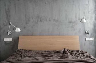 富裕型100平米现代简约风格卧室效果图