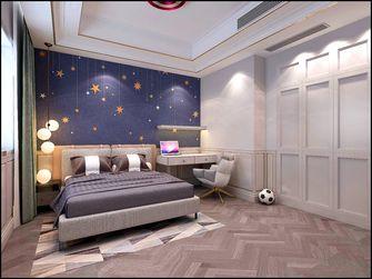140平米四室三厅欧式风格青少年房欣赏图