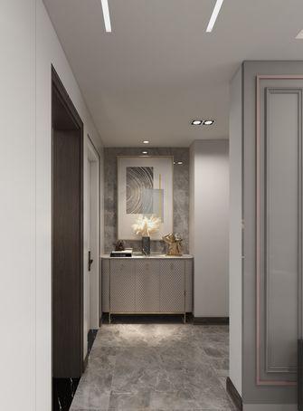 豪华型三室两厅轻奢风格玄关图片
