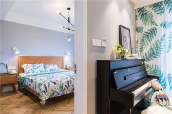 3万以下北欧风格卧室设计图