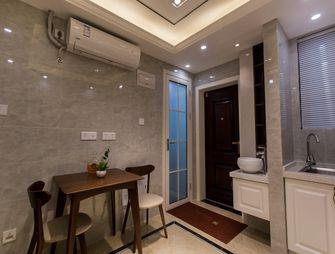 10-15万50平米一居室现代简约风格餐厅装修案例