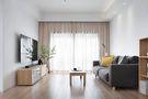 经济型70平米日式风格客厅装修案例