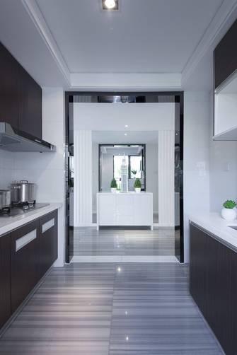 富裕型100平米北欧风格厨房图片大全