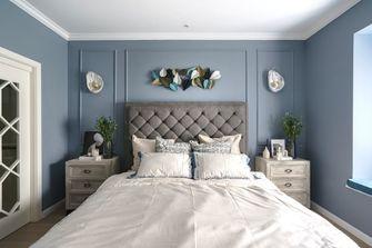 80平米美式风格卧室效果图