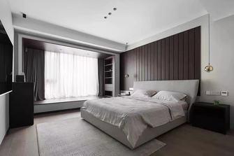 140平米别墅地中海风格卧室效果图