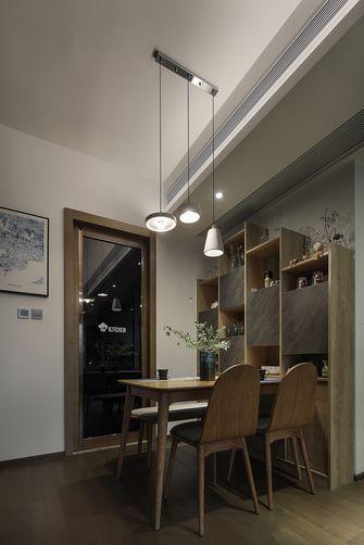 10-15万90平米三室两厅工业风风格餐厅效果图
