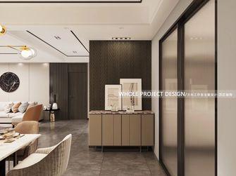 5-10万120平米三室三厅轻奢风格玄关欣赏图