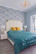 70平米轻奢风格卧室装修效果图