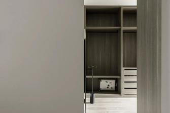 10-15万130平米四室一厅轻奢风格衣帽间欣赏图