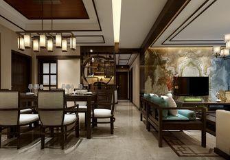10-15万130平米三中式风格餐厅装修案例